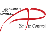 Air Products & Controls logo